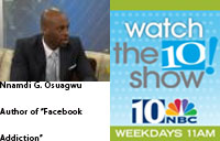 Nnamdi G. Osuagwu on The 10 Show