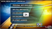 Nnamdi G. Osuagwu on NBC10 News with Tracy Davidson on Social Media Privacy